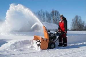 Купить снегоуборщики