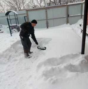 время задуматься о снегоуборщике