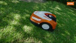 робот-газонокосилка iMOW в Тюмени