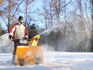 купить снегоуборщик Тюмень