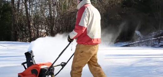 покупка снегоуборщика Тюмень