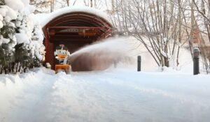 купить снегоуборщик Тюмень недорого